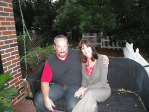 Scott and Leanna