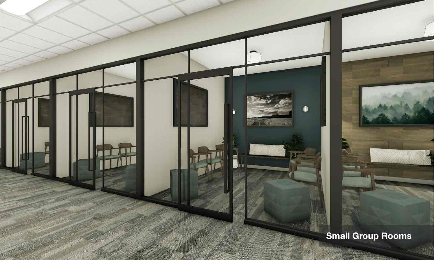 Small Group Rooms